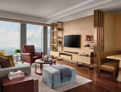 Rosewood Guangzhou opens in China as world's tallest 5-star hotel.