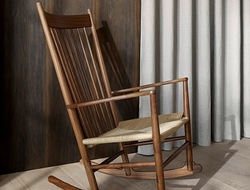 Fredericia is slated to introduce the iconic chair in solid walnut.