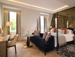 Europe's first LXR Hotels & Resorts property opens on Grosvenor Square.