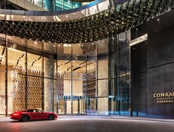 Conrad Hotels & Resorts debuts in Hangzhou, China.