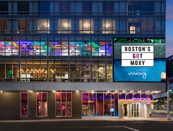 Moxy Boston Downtown opens in Boston's Theater District.