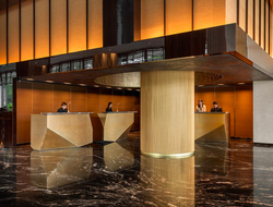 BAMO designs interiors of Four Seasons Hotel São Paulo.