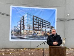 Pestana Ironbound Hotel groundbreaking
