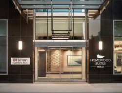 Hilton Garden Inn/Homewood Suites by Hilton Chicago Downtown South Loop