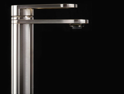 Its streamlined appearance can be credited to the brand's goal of engineering the thinnest possible spout which led to the eponymous measurement of 7mm.