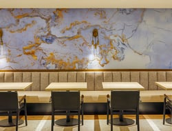 Kostali opens in fifth-floor lobby of Chicago's Gwen Hotel.