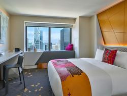 W San Francisco completes Gold Fever guestroom renovation.