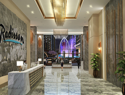 Radisson Hotel Apartments Delta Istanbul Esenyurt.
