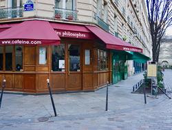Paris during coronavirus
