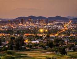 The Best Western Plus Executive Residency Phoenix-Happy Valley is the first of 35 dual-branded hotels in Best Western's development pipeline.