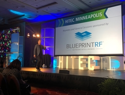 Chris Riddell at HITEC Minneapolis