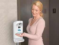 FIRE SALE Hand Sanitizers & Dispensers