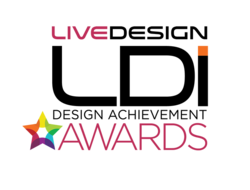 Live Design Design Achievement Award logo