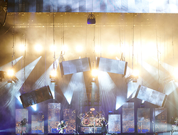 lighting design for Korn The Nothing Tour