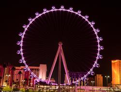 Las Vegas High Roller