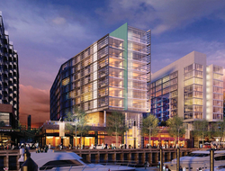 Krause Sawyer designs first North American Canopy by Hilton.