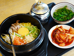 South Korea bibimbap