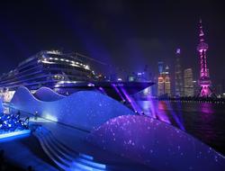 Viking Sun in Shanghai