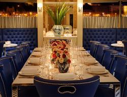 SS Beatrice Max's restaurant