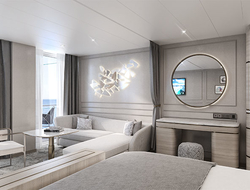 Crystal Endeavor Penthouse Suite