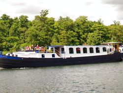 European Waterways' Magna Carta cruise ship