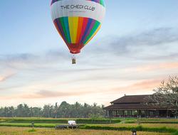 Chedi Club Hot Air Balloon