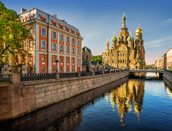 St. Petersburg, Russia -   yulenochekk/iStock/Getty Images Plus/Getty Images