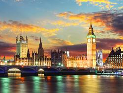 Houses of Pariliament and Big Ben