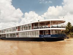 Exterior of the Avalon Saigon Ship