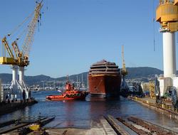Ritz-Carlton Yacht Collection Hull Launch