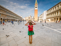Venice Italy St. Mark's Square