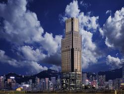 An exterior view of Rosewood Hong Kong