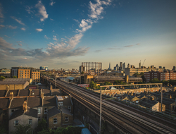 Shoreditch East London