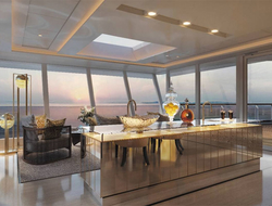 Seven Seas Splendor Regent Suite