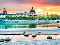Hôtel Dieu in Lyon France, to be the new InterContinental hotel