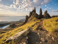 Isle of Skye, Scottish Highlands, Scotland