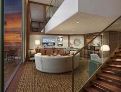 Seabourn Venture Wintergarden Suite
