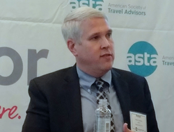 Peter Lobasso at ASTA Global Convention 2019
