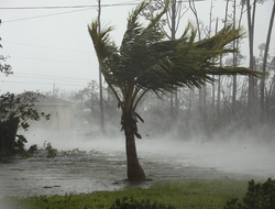 Hurricane Dorian in Freeport, Grand Bahama