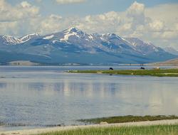 Mongolian Altai Mountains