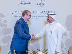 Kempinski Hotel Makkah Signing Ceremony
