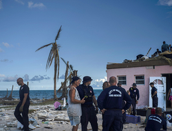 Grand Bahama, Bahamas after Hurricane Dorian