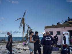 Grand Bahama, Bahamas after Hurricane Dorian