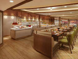 The Colonnade on Seabourn Venture
