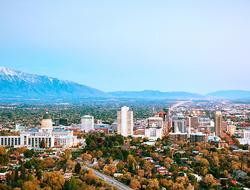 Salt Lake City  AndreyKrav/iStock / Getty Images Plus