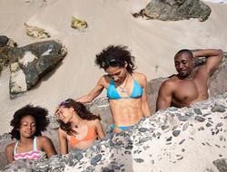 US Virgin Islands Islands Multi-Gen Travel