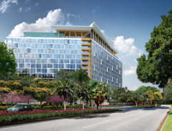 In 2020, the resort will be host to a new tower and event space designed to attract more group business, just in time for Walt Disney World's 50th anniversary.