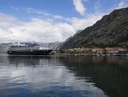 Azamara Quest in Kotor, Montenegro