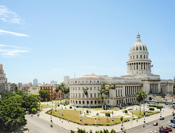 The Capitol in Havana, Cuba