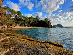 Cliff at Cap Estate, St. Lucia
